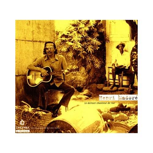 Henri Madoré, le dernier chanteur de rue