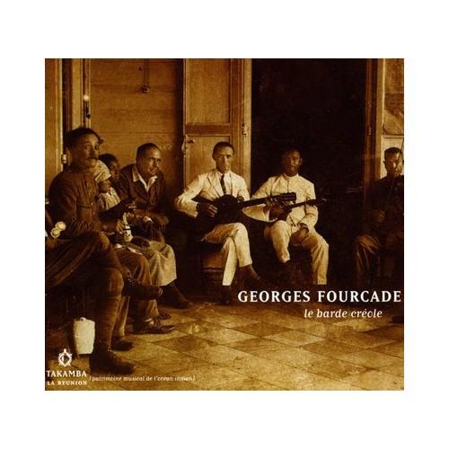 Georges Fourcade – Le barde créole