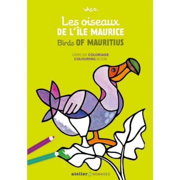 Les  oiseaux  de  l'île  Maurice