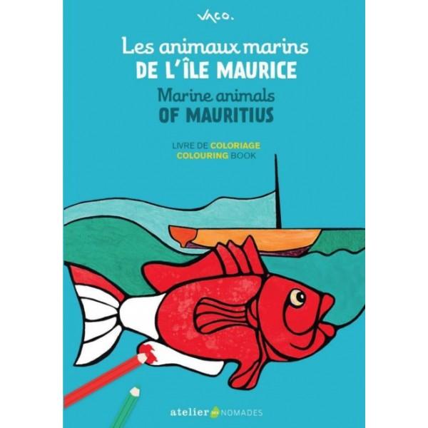 Les  animaux marins  de  l'île  Maurice