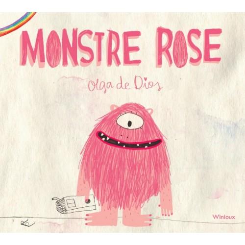 Monstre rose